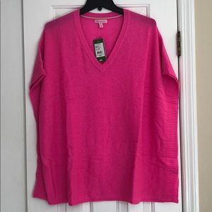 Lilly Pulitzer Cashmere Poncho